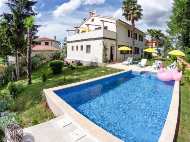 Kroatië Vakantiehuis te huur in Motovun, Istria
