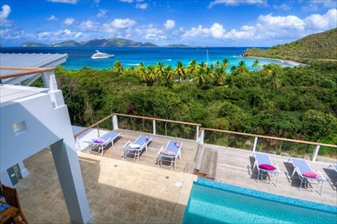 Virgin Islands UK holiday rental in Tortola, West End